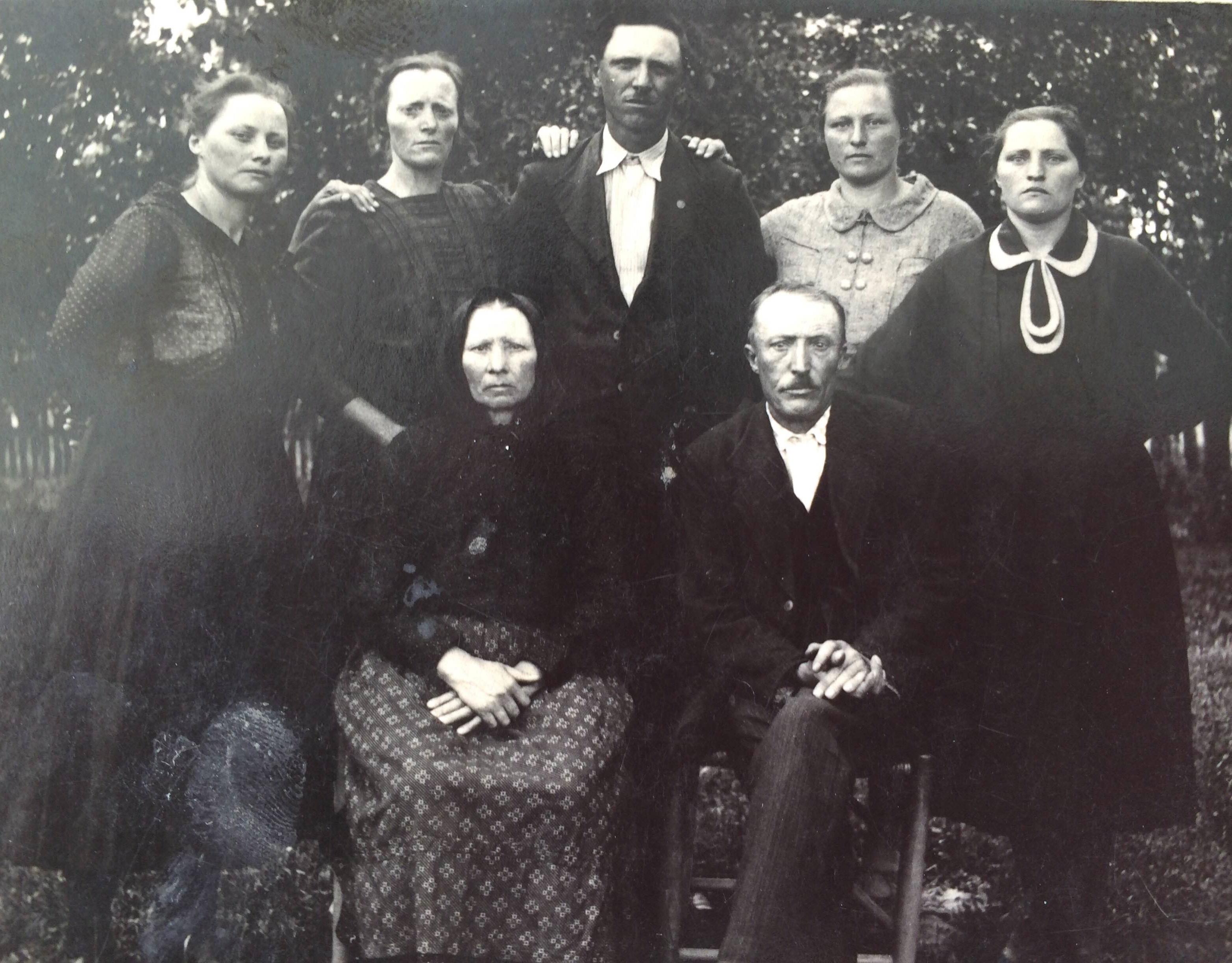 1942,Weissgerber,Jakob&Susanna&Children